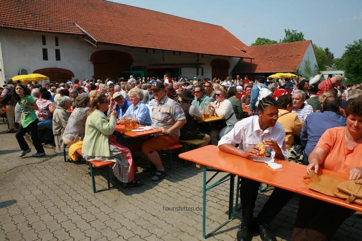 Maifeier 2009 Haunstetten