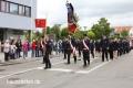 Festumzug zum Königsbrunner Jubiläum am 02.07.2017
