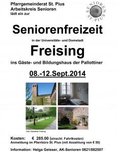2014-09_St-Pius_Plakat_Seniorenfreizeit