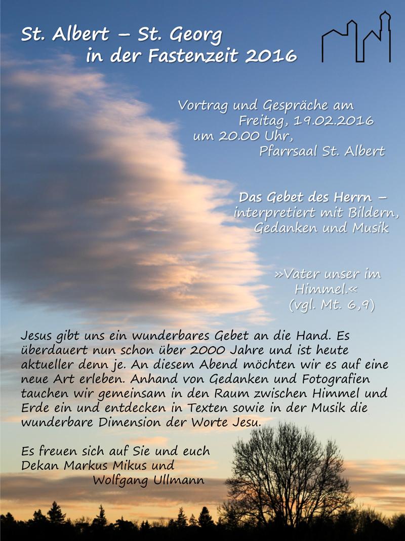 Gebet Fastenzeit