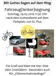 2016-05-29_Pius-Fahrzeugsegnung-Plakatw