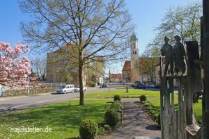 Haunstetten Georg-Käß-Platz