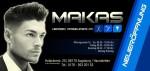 Makas-Friseursalon-Neueröffnung