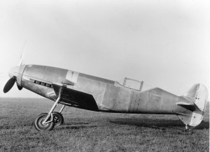 Der mit der Me 209 V1 aufgestellte Rekord für kolbenmotor-getriebene Flugzeuge bestand für drei Jahrzehnte. (Quelle: premium-aerotec.com)