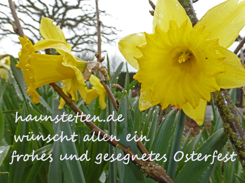 Haunstetten - Ostern