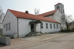 Pfarrsaal St. Georg